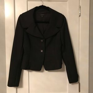 Ann Taylor Blazer with jeweled buttons